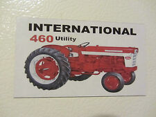 IH 460 UTILITY Fridge/tool box magnet