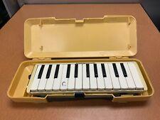 Vintage Artist Ltd. 25 key Pianica. W/ Hard Cases blow piano