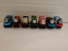 Thomas and Friends Train Minis Lot of 7