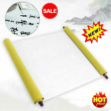 Chinese Magic Cloth Water Paper Calligraphy Fabric 1.5m Reusable Practice NEW ~1