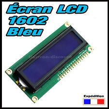 5130# écran LCD 1602 rétroéclairage bleu pour projet  arduino Raspberry...