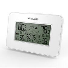 Baldr Wireless Weather Station Digital Temperature Humidity Sensor Alarm Clock