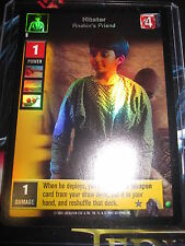 SWCCGYJ CCG YOUNG JEDI REFLECTIONS FOIL MINT SUPER RARE N°5 KITSTER ANAKIN'S
