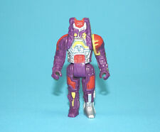 COMPUTER FORCE WARRIORS ASYNK FIGURE 1989 MATTEL