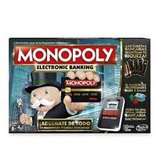 Hasbro nbsp – Monopoly Electronic Banking - Gioco da tavolo Rif. (z4h)