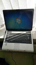 Toshiba Equium A100-306 Laptop Notebook 15.4 1GB 320GB Windows 7 Office Wi-Fi