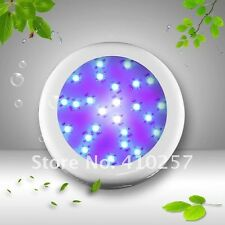 All Blue Led Grow Light 75W mini UFO for vegetabling stage and coral reef tank