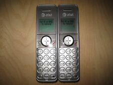 Lot of 2 At&T Cl82401 1.9 Ghz Cordless Expansion Handset Phone