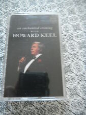 An Enchanted Evening with HOWARD KEEL (Cassette)