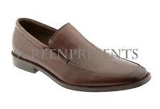 NIB Banana Republic Men's Chocolate Foster Dress Loafer Shoe  - Size 8.5