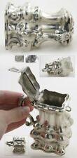 Zilveren collectebus