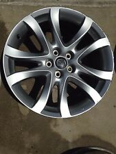 "Single Rim - 19"" OEM Mazda 6 - 2014-16  Stock Wheel Factory Aluminum 64958 #3"
