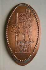 Henry Ford Museum elongated penny MI USA cent Heroes of the Sky souvenir coin