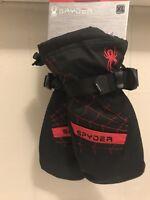 Spyder Overweb Glove Boys Ski Snowboarding Gloves, Size XL, NWT