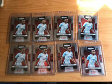 2018 Panini Prizm World Cup Raheem Sterling RC Lot (8) England Rookie SP Invest