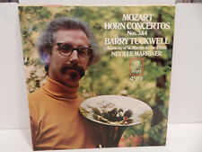 Mozart Horn Concertos No 2/4 Barry Tuckwell N.Marriner 45 RPM Rare Version NM LP