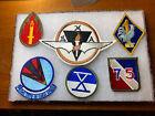 WW1 WW2 Military Paratrooper Army Navy Marine Patch Shoulder Insignia Lot 356