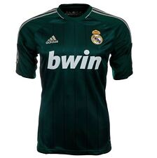 Authentic Jersey Shirt Trikot Maillot Camiseta Maglia Real Madrid 2012-2013 3rd
