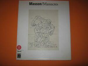 Masson / Massacres Skira 2001