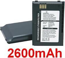 Batería 2600mAh Para BENQ-SIEMENS P50 tipo 23.20115.102