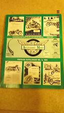 Accessory Mart / Domi Racer Vintage Catalogue No. 2 - 1981   [3-84]