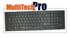 DE Tastatur f. Sony VPCEJ2L1E VPCEJ2M1E VPCEJ2S9E Series mit Rahmen- Schwarz -