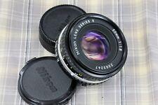 Nikkor 50mm f/1.8 Series E Pancake Lens - AIS Mount