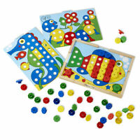 Melissa and Doug Sort & Snap Colour Match - 14313 - NEW!