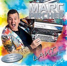 MARC PIRCHER - LAUT UND LEISE   CD NEU