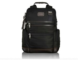 "Tumi Alpha Bravo ""Knox"" Backpack – Hickory – 222681HK2 Hickory Brown"