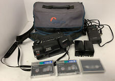 Canon Es900A 8mm Video8 Camcorder Camera For Video Transfer Video 8