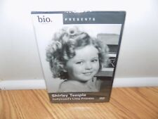 Biography: Shirley Temple - Hollywood's Little Princess DVD BRAND NEW, SEALED