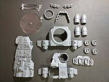 Warhammer 40k Dark Angels Ravenwing Vengeance / Darkshroud Hull Bits