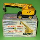 Dinky / 971 Coles Mobile Crane / Boxed