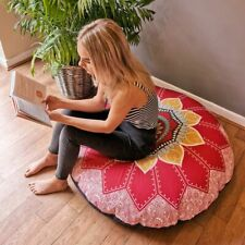Mandala Large Floor Cushion - Indoor or Garden - Water Resistant