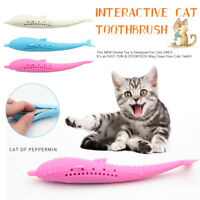 Interactive Cat Toothbrush (Multi-Colors) HIGH QUALITY