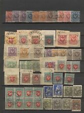 Litauen - Briefmarken, Lithuania Lot Marken, old Lietuva lot stamps - 2 FOTO