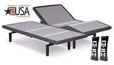 NEW 2017 SPLIT KING LEGGETT & PLATT SIMPLICITY 3.0 ADJUSTABLE BED**DUAL MASSAGE