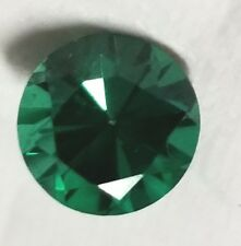 3 KT rotondo smeraldo nuovo vintage originale corindone FATTO IN SVIZZERA 8