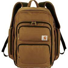 "Carhartt Signature Standard Work 17"" Laptop / MacBook Waterproof Backpack - New"