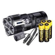 Nitecore TM26 3500 Lumen Flashlight/Searchlight Tiny Monster 4X 18650 2300mAh