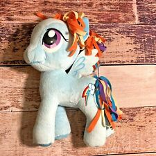 "My Little Pony Rainbow Dash Plush Stuffed Animal 11""  2012"