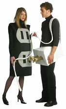 Costumes for All Occasions Gc8244 Plug and Socket Set Plus Size