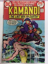 Kamandi The Last Niño On Earth #11 Cómic Dc 1973
