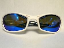 AOS FUEL Z87 WHITE  FRAME W/ BLUE PURPLE METALIC LENSE SPORTS SUNGLASSES