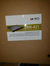 ACTi ZNR-421 Stand alone 32 Channel NVR