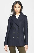 Burberry Solid Peacoat for Women | eBay