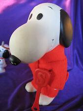 Vintage Snoopy Peanuts Charlie Brown Bathtime Snoopy
