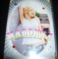 Madonna What It Feels Like For A Girl (Australian All Region) DVD