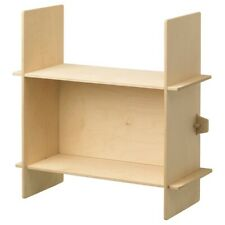 IKEA Överallt Wall FLOOR Shelf Solid Birch Plywood 404.290.90 - NIB Discontinued